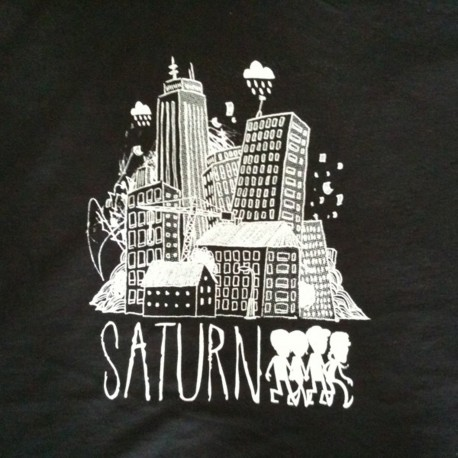 T-shirt Saturn - Relatives