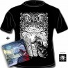 Pack Cervisia - Tshirt + CD album Trails of a Walker