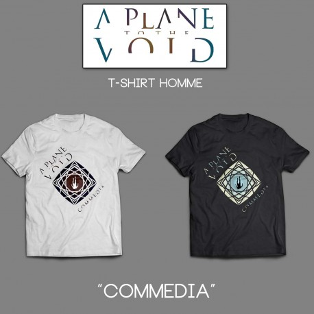 A Plane To The Void - T-shirt A Plane To The Void