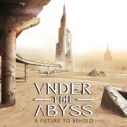 Undeer the Abyss - A Future to Behold - CD album