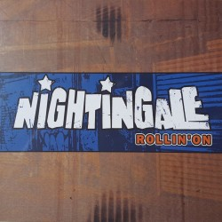 Nightingale - Rollin'on - CD album