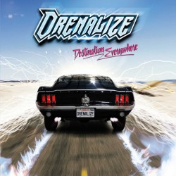 Pre-order - Drenalize - Destination Everywhere - CD Album