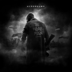 Hyperdump - The Weak Man - CD Album