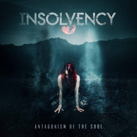 Antagonism of the Soul - Insolvency - Album CD