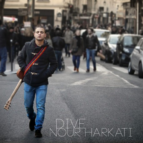 Nour Harkati - Dive - CD album