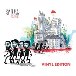 Saturn - Relatives - VINYLE album