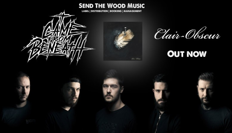 It Came From Beneath - Clair-Obscur - CD EP