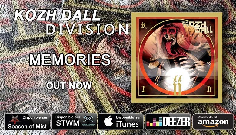 Kozh Dall Division second album Memories !